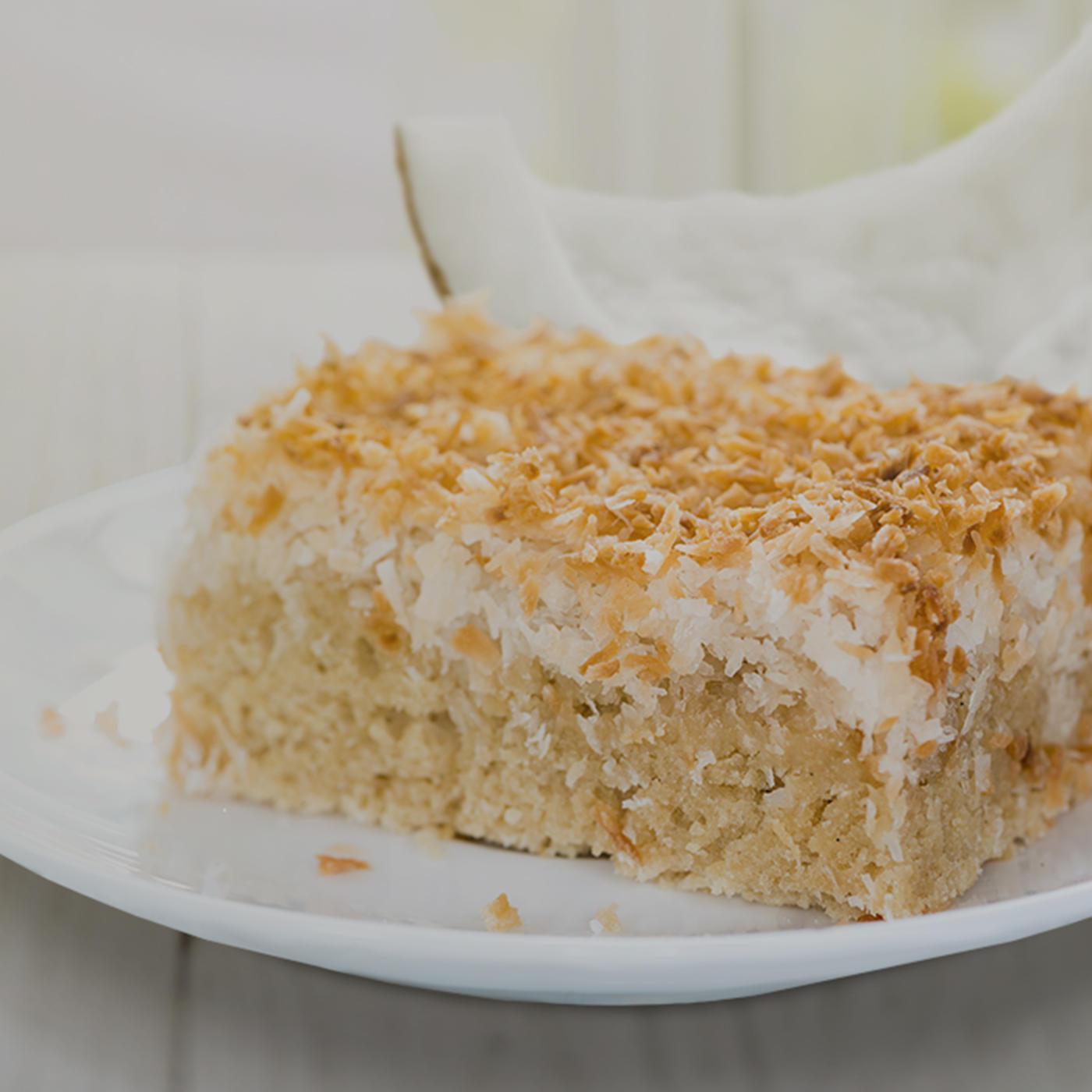 Batida Kokos-Butterkuchen