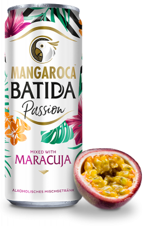 Mangaroca Batida Passion